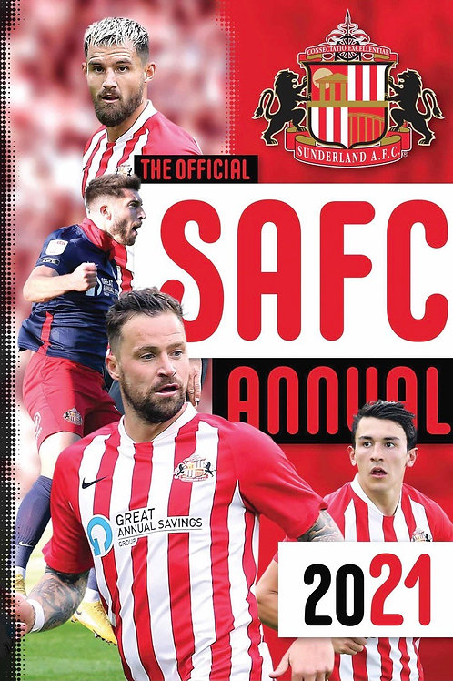Official SAFC Annual 2021