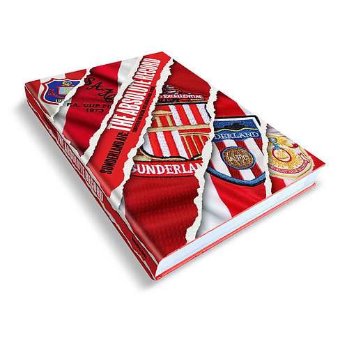 Sunderland AFC: The Absolute Record