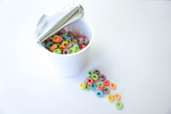 Cereal In Cups