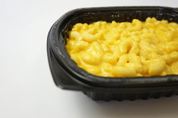 Mac and Cheese in a Tray, Microwavable Mac and Cheese, Mac and Cheese Filling Machine