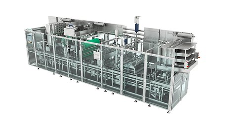 Osgood S-Series Filling Machine