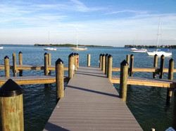 Marvista end of dock