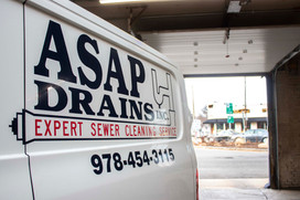 Drain cleaning company Boston
