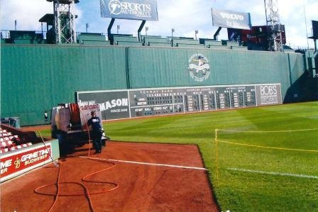 Fenway Park drain cleaning company