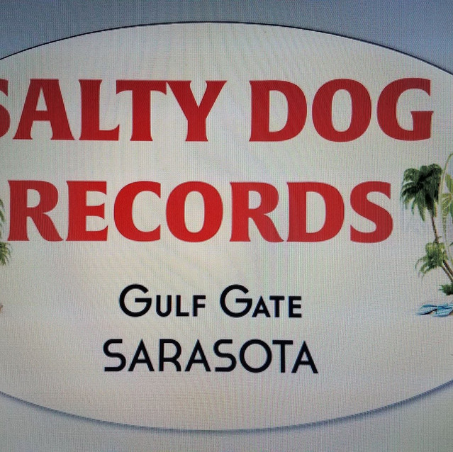 Salty Dog records gulf gate sarasota gat