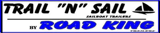 trail n sail sailboat trilers