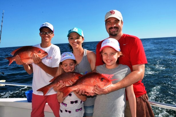 family friendly charter fishing sarasota and siesta key