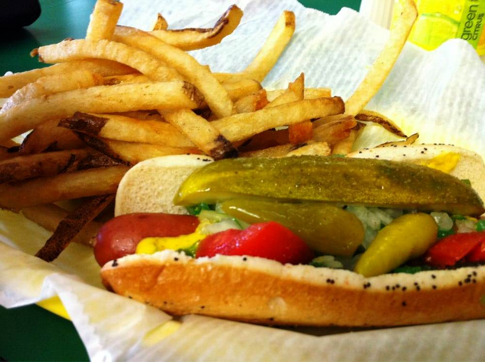 best chicago hot dogs gulf gate sarasota