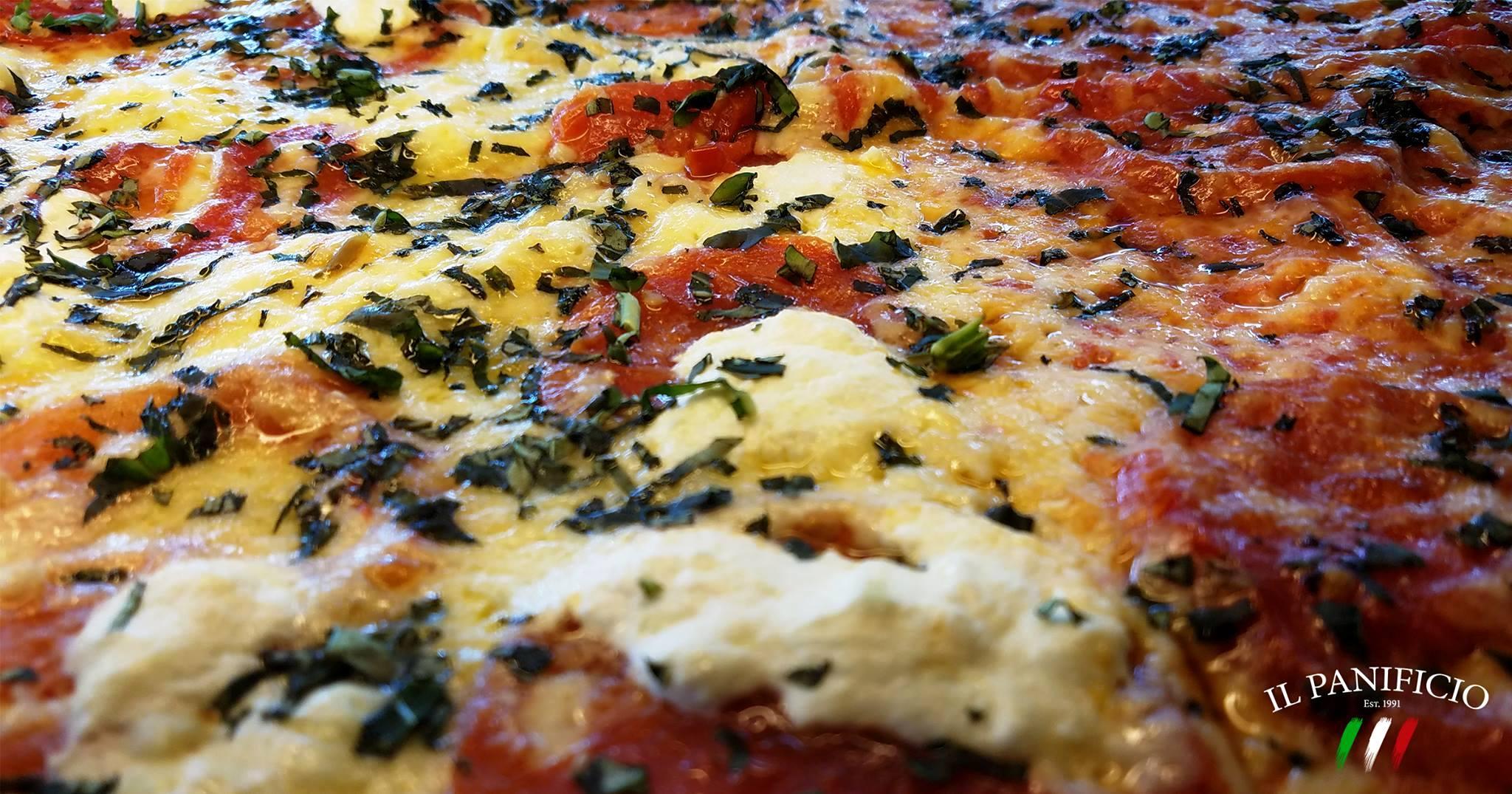 il panificio pizza slices lunch gulf gate