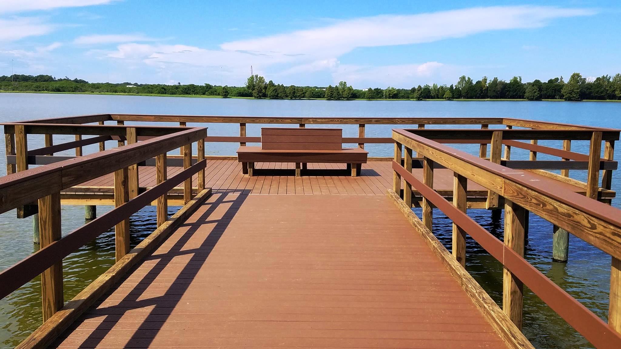 Custom Built Boat Docks & Decks