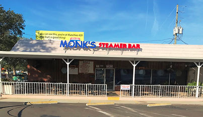 monks steamer bar