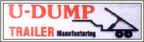 U-Dump trailers
