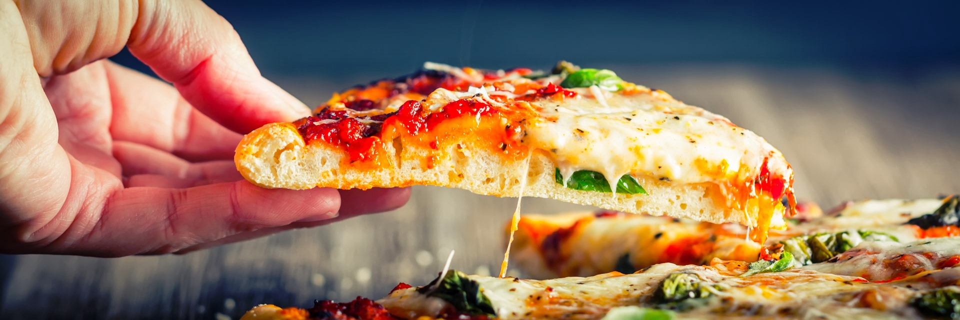 margherita pizza | ricos | gulf gate