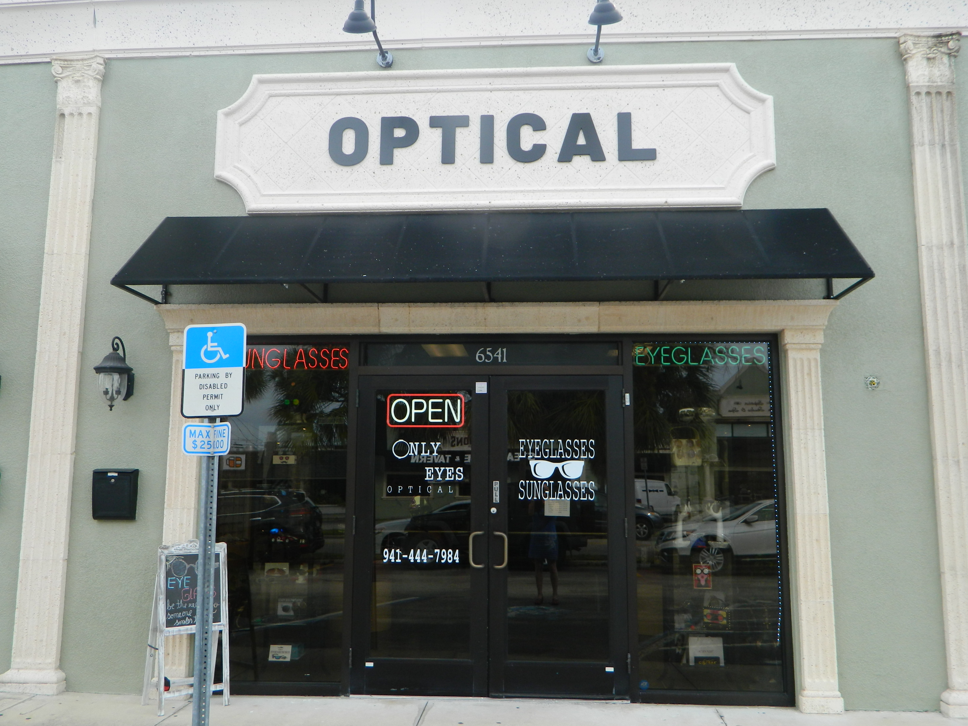 opticians gulf gate sarasota