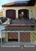 Carport Überdachung