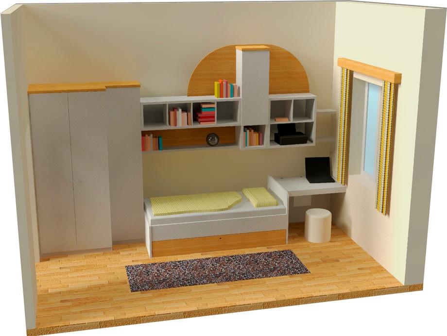Planung Kinderzimmer