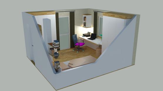 Planung Jugendzimmer
