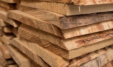 Massivholzbretter