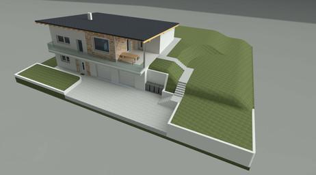 3D Planung Hausbau