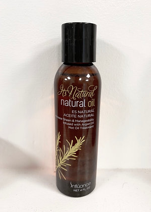 It's Natural Natural Oil 4oz.