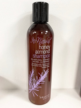 It's Natural Honey Almond Shampoo 8oz.