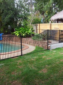 pool custom panel