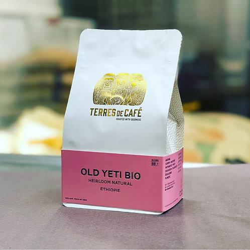 Café Old Yeti Bio - Terres de Café (250g)