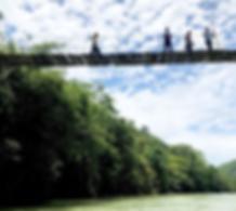Encuentro Bean to bar France pont suspendu Guatemala