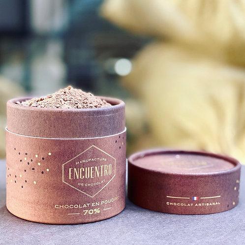 Chocolat en Poudre Artisanal - 250g