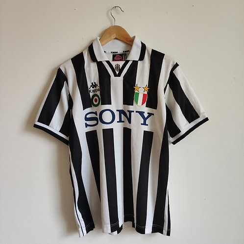 Juventus 95/96 Home - Size L