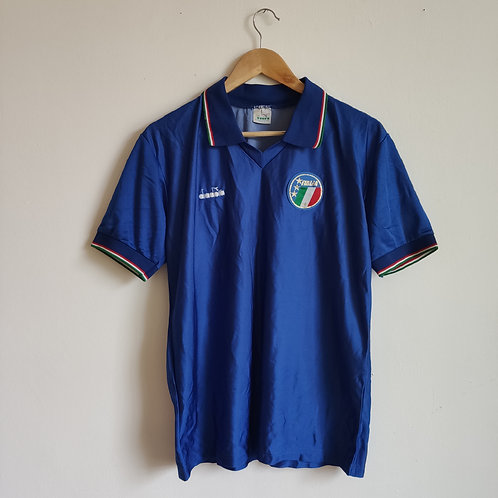 Italy 86-90 Home - Size M