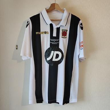 Chorley v. Derby County FA Cup Round 3 shirt