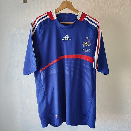France 07/08 Home - Size L