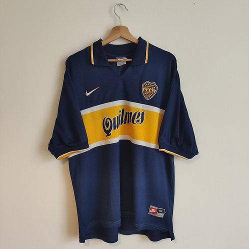 Boca Juniors 97/98 Home - Size XL