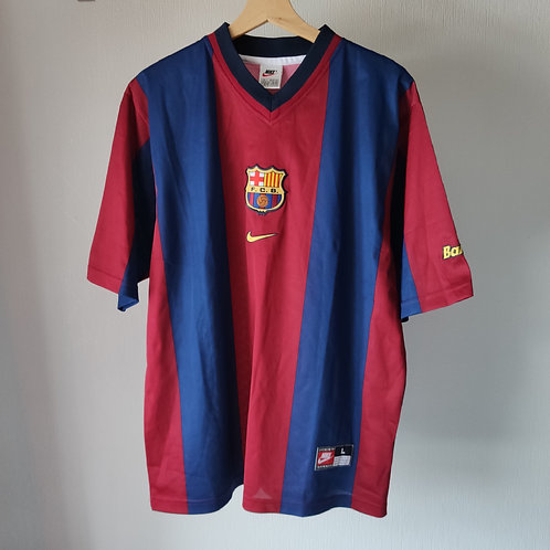Barcelona 99/00 Home - Size L
