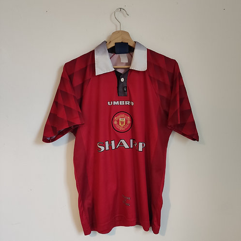 Manchester United 96/97 Home - Size M