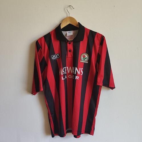 Blackburn Rovers 92-94 Away - Size L