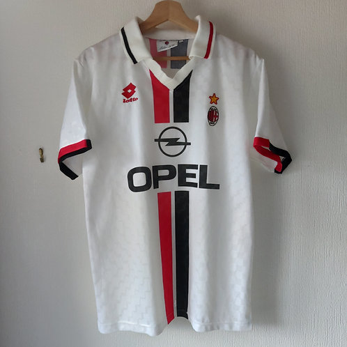 AC Milan 95/96 Player Issue Away - Size M
