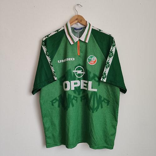 Ireland 96-98 Home - Size XXL