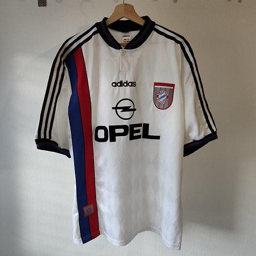Bayern Munich 95/96 Away - Size XL
