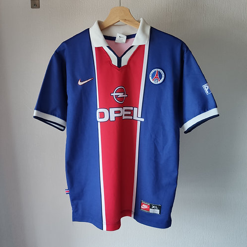PSG 97/98 Home - Size S (Labelled Youth XL)