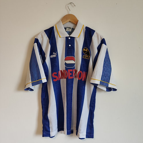 Sheffield Wednesday 93-95 Home - Size M
