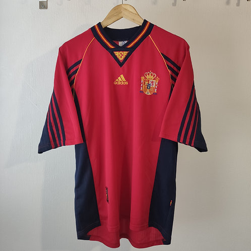 Spain 1998 Home - Size L