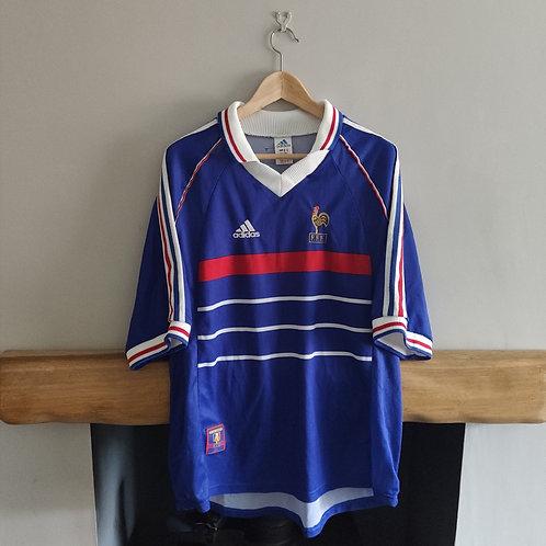 France 1998 Home Shirt - Size XL