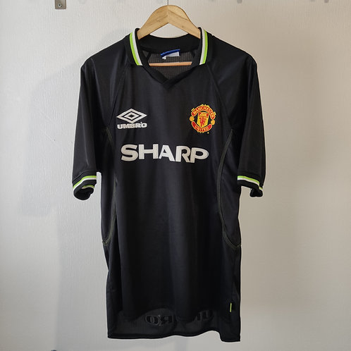 Manchester United 98/99 Third - Yorke 19 - Size XL
