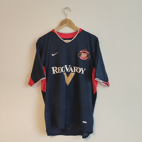 Sunderland 03/04 Away - Size M