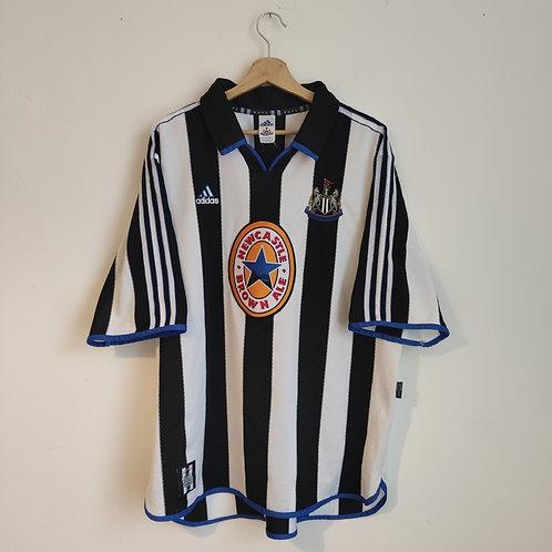 Newcastle 99/00 Home - Size XXL
