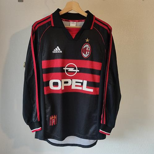 AC Milan 98/99 Third LS - Size M