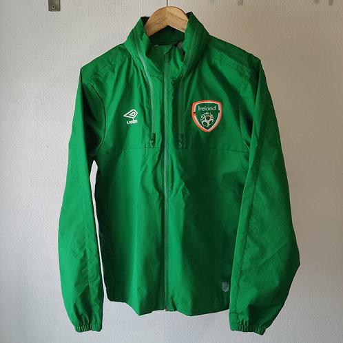 Ireland Umbro Jacket - Size S
