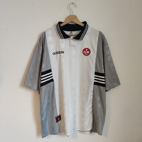 Kaiserslautern 97/98 Away - Size XXL